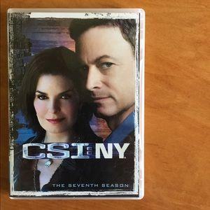 CSI NY Season 7